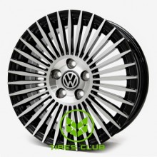 Replica Volkswagen (RX623) 6x15 5x100 ET38 DIA57,1 (BMF)