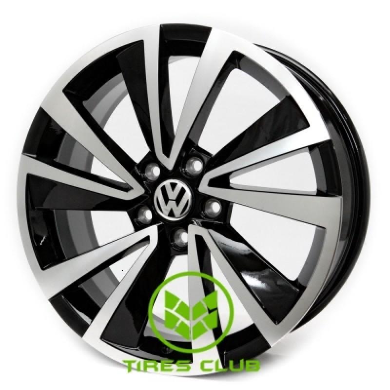 Диски Replica Volkswagen (RX645) в Запорожье