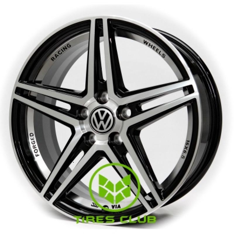 Диски Replica Volkswagen (RX647) в Запорожье