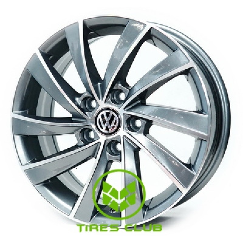 Диски Replica Volkswagen (R5063) в Запорожье