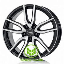 Rial Torino 6,5x16 5x108 ET50 DIA63,4 (diamond black front polished)