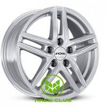 Ronal R65 6,5x17 5x100 ET50 DIA68 (silver)