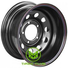 Steel ORW 9x18 5x150 ET0 DIA110,5 (matt black)