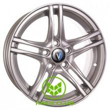 Tech Line TL1505 6x15 5x100 ET38 DIA57,1 (silver)