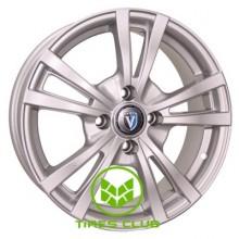 Tech Line TL1604 6,5x16 4x108 ET31 DIA65,1 (silver)