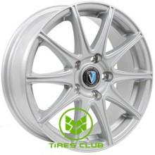 Tech Line TL1716 7x17 4x100 ET40 DIA60,1 (silver)