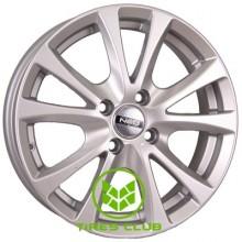 Tech Line TL509 6x15 4x108 ET50 DIA63,4 (silver)