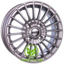 Tech Line TL537 6x15 5x112 ET45 DIA57,1 (silver)