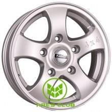 Tech Line TL541 6,5x15 5x139,7 ET40 DIA98 (silver)
