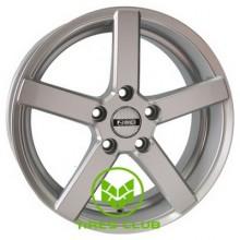 Tech Line TLV03 6x15 5x100 ET38 DIA57,1 (silver)