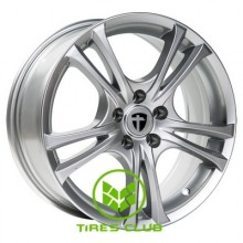 Tomason Easy 7,5x17 5x100 ET42 DIA73,1 (silver)