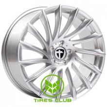 Tomason TN16 8x18 5x108 ET40 DIA72,6 (bright silver)