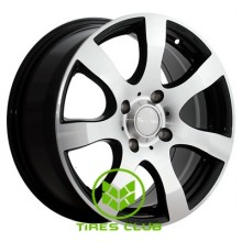 Tomason TN3F 6,5x16 6x130 ET62 DIA84,1 (gloss black)