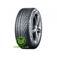 Uniroyal Rain Sport 3 255/50 ZR19 107Y XL