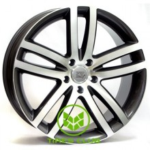 WSP Italy Audi (W551) Q7 Wien 10x22 5x130 ET55 DIA71,6 (anthracite polished)