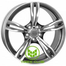 WSP Italy BMW (W679) Daytona 9x19 5x120 ET44 DIA74,1 (anthracite polished)