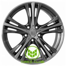 WSP Italy BMW (W682) Ilio 9x19 5x120 ET42 DIA74,1 (anthracite polished)