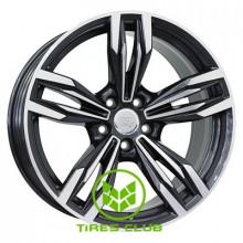 WSP Italy BMW (W683) Ithaca 9x20 5x120 ET44 DIA72,6 (anthracite polished)