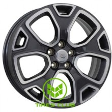 WSP Italy Jeep (W3804) Detroit 7x18 5x110 ET40 DIA65,1 (anthracite polished)