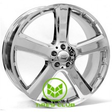 WSP Italy Mercedes (W751) Copacabana 10x22 5x112 ET55 DIA66,6 (chrome)