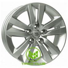 WSP Italy Peugeot (W854) Lione 7x16 5x108 ET44 DIA65,1 (silver)