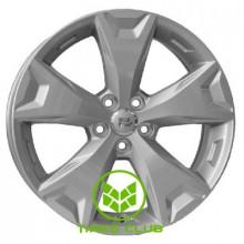 WSP Italy Subaru (W2705) Atena 7x17 5x100 ET55 DIA56,1 (silver)