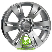 WSP Italy Toyota (W1765) Venere 9,5x20 6x139,7 ET20 DIA106,1 (hyper silver)
