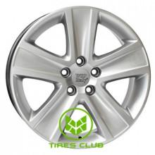 WSP Italy Volkswagen (W463) Cross Polo 7x16 5x100 ET46 DIA57,1 (hyper silver)
