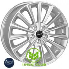 ZF TL1368 7x17 5x108 ET50 DIA63,4 (silver)