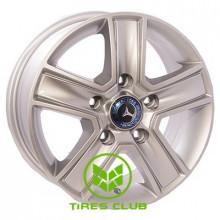 ZW BK473 6,5x15 5x130 ET54 DIA84,1 (silver)