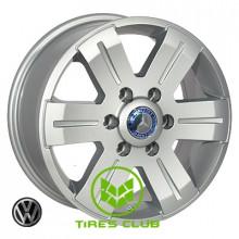ZW BK562 7x15 5x130 ET50 DIA84,1 (silver)
