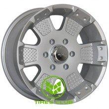 Mi-tech MK-41 8x17 6x139,7 ET12 DIA106,1 (silver)