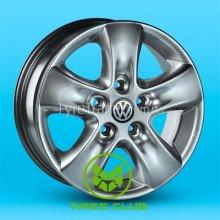 Replica Volkswagen (JT1036) 6,5x15 5x130 ET45 DIA84,1 (EP)