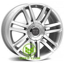 WSP Italy Audi (W544) Pavia 8x19 5x100/112 ET35 DIA57,1 (silver)