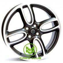 WSP Italy Mini (W1651) Limited Edition 7x18 4x100 ET52 DIA56,1 (black polished)