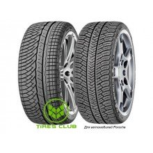 Michelin Pilot Alpin PA4 265/35 ZR19 98W XL