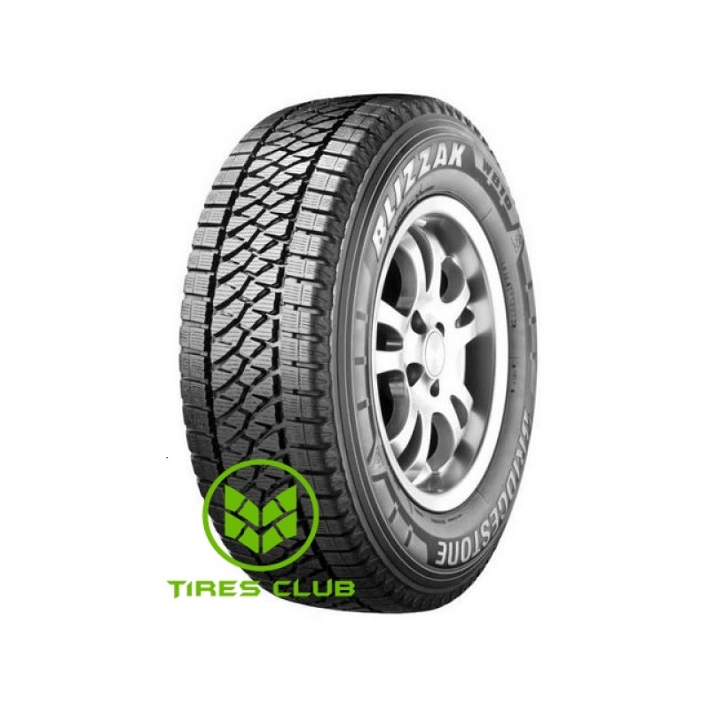Шины Bridgestone Blizzak W810 в Запорожье