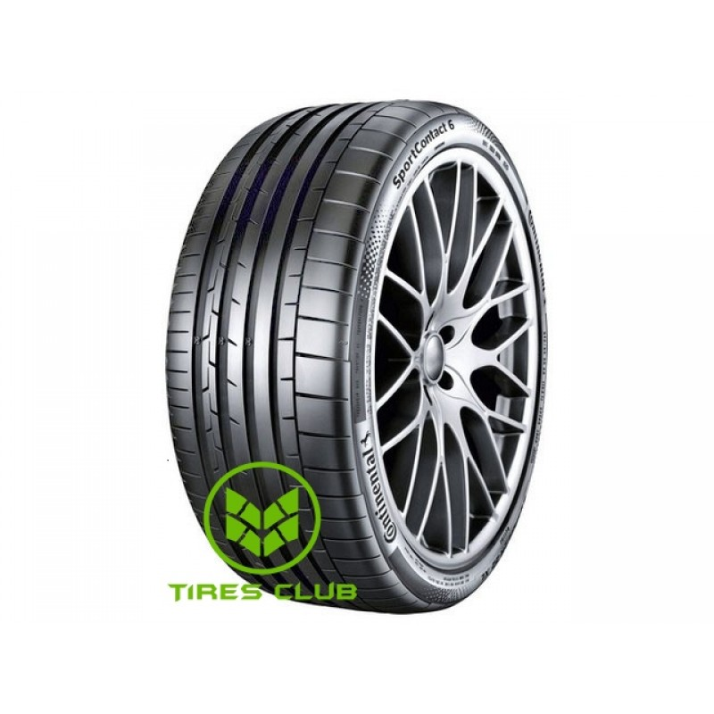 Continental SportContact 6 265/35 ZR22 102Y XL ContiSilent T0