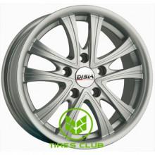 Disla Evolution 7x16 5x118 ET38 DIA71,1 (silver)