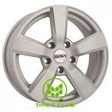 Disla Formula 7x16 5x110 ET38 DIA65,1 (silver)