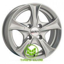 Disla Luxury 6,5x15 5x114,3 ET35 DIA67,1 (silver)