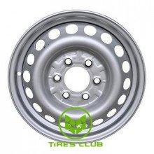 ALST (KFZ) 9488 Mercedes Benz 6,5x16 6x130 ET62 DIA84,1 (silver)