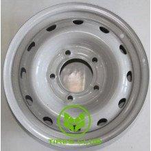 Кременчуг К207 (Нива-Chevrolet) 6x15 5x139,7 ET48 DIA98 (silver)