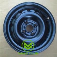 Кременчуг К220 (Chevrolet) 6x15 4x114,3 ET44 DIA57,1 (black)