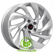 Legeartis CI505 Concept 7x18 4x108 ET29 DIA65,1 (silver)