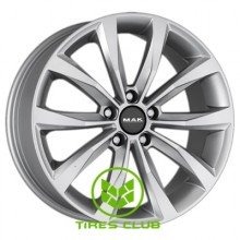 Mak Wolf 6,5x16 5x110 ET35 DIA65,1 (silver)
