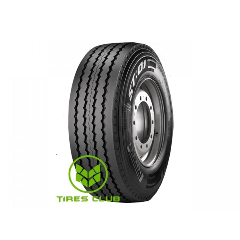 Pirelli ST 01(прицеп) 235/75 R17,5 143/141J