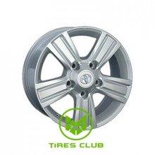 Replica Toyota (TY563) 8x17 5x150 ET60 DIA110,1 (silver)