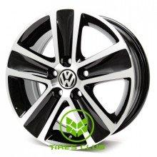 Replica Volkswagen (KW221) 6x14 5x100 ET43 DIA57,1 (MB)
