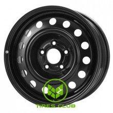 Steel ДК 5,5x14 4x108 ET37,5 DIA63,4 (black)